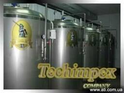 Малые пивоваренные заводы (минипивзаводы) 1000;2000;3000 л
