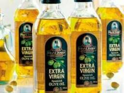 Оливковое масло extra virgin olive oil , origin Spain - фото 1