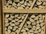 Продаём дрова колотые, лучину для розжига, пеллеты, брикеты. - фото 1