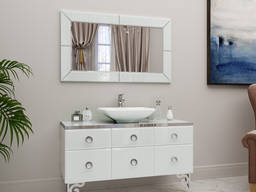 Bathroom Storage Furniture Set Mishele
