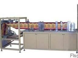 Автомат для изготовления пакетов Дой-Пак 083.32.02