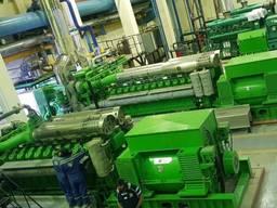 Б/У газовый двигатель Jenbacher J 620 GSE01, 2800 Квт, 2001 г.
