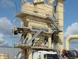 Б/У Мобильный асфальтный завод Intrame UM 260 (2005 г. в. ) - фото 2