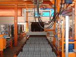 Б/У вибропресс автоматическая блок линия Universal 1000 (1300-1500 м2), 2013 г. в. - фото 11