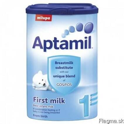 Baby Milk Aptamil 900g, Cow & Gate 900g, Sma 900g