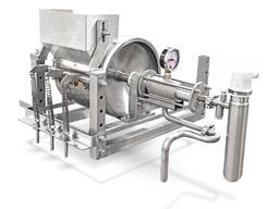 Drum dryer for drying and crystalization RD