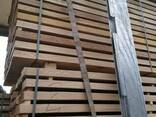 Oak lumber/timber/board unedged, half-edged, edged - photo 7