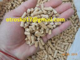 Продам древесные пеллеты 6 мм