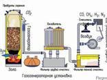 Продам газогенератор для замещения природного газа и др. - фото 1