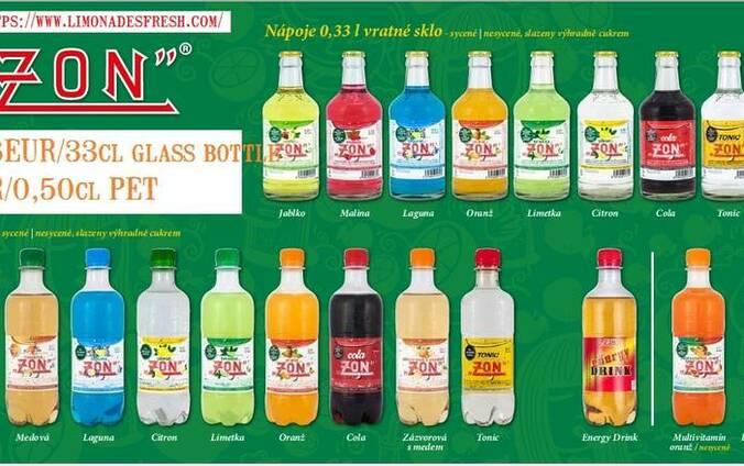Производство Lemonade ZON с 1879 года