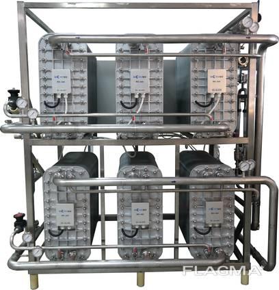 "Electrodeionization systems ""L-EDI"""