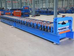 Stroj na formovanie strešných tašiek 1125