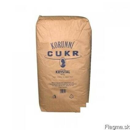 Sugar, 50kg bags origin: Czech Republic