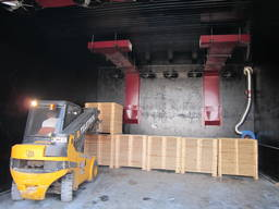 Сушильные камеры Juvenal оборудование для сушки древесины и